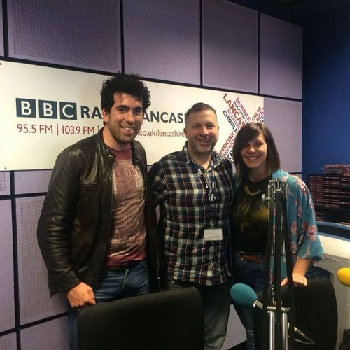 Edited Version of my BBC Lancashire interview posted!
