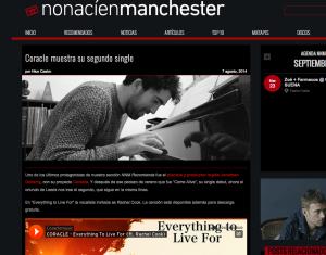 Nonancien Manchester ETLF