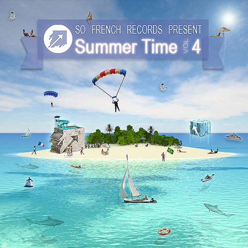 'Come Alive' released on So French Records' 'Summertime' Compilation