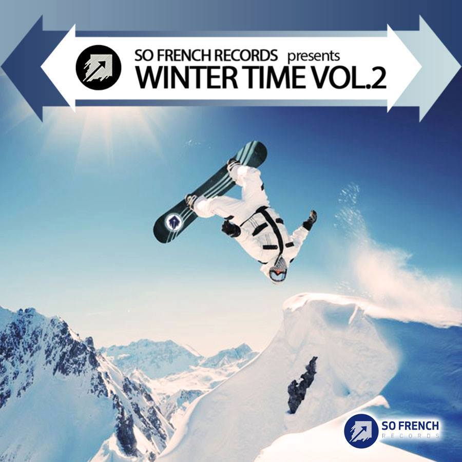 'Running' to be released on So French Records' Wintertime Compilation!